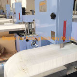 Machine à fabriquer des tissus à la serviette de serviette imprimée