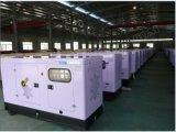 Ce/Soncap/CIQの承認のWeifangエンジンR6113zldを搭載する187.5kVA無声ディーゼル発電機