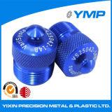 Custom CNC de recambio de piezas mecanizadas para herramienta moleteado