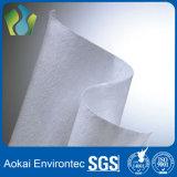 Игла 100% PPS пробила войлок с мембраной PTFE для мешка пылевого фильтра