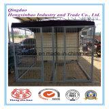 Établissements de crabot de tube de poudre/cage carrés enduits de crabot