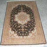 Шелковые ковры ручной работы