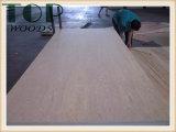 1220*2440 (4*8) contre-plaqué commercial de placage de bouleau de faisceau de peuplier de 2.7/3.6/4.5/5.2mm avec colle E0/E1 pour les meubles/décoration