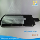 sistema solar da luz de rua 80W, efeito da luz igual à lâmpada de alta pressão do sódio 350W