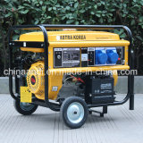 中国5kw Astra韓国高貴な力ガソリン発電機