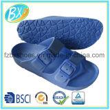 ボタンデザインエヴァの歩きやすい男女兼用のサンダルの靴