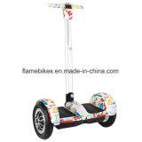 Hoverboard Self-Balancing de 10 pulgadas con pantalla de Motor de 700W en el mango