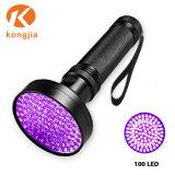 자외선 점화 애완 동물 소변 얼룩 검출기 램프 UV Blacklight 플래쉬 등