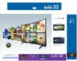 "32 "" gebogener intelligenter LED Fernsehapparat"