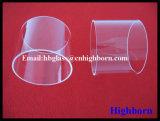 Rimuovere la flangia di vetro di quarzo del silicone fuso