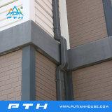 Camera d'acciaio chiara modulare della villa di basso costo di fabbricazione della Cina