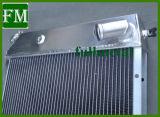 3 rangs 2ventilateurs radiateur en aluminium pour Chevrolet Corvette V8 1977-1982