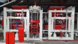 Di Qt12-15f macchina per fabbricare i mattoni concreta automatica in pieno \ mattone automatico lavorare \ macchina del blocco