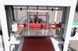 El manguito PE Máquina de embalaje retráctil para la alimentación con bandeja de cartón