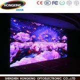Parede nacional interna do vídeo da tela do diodo emissor de luz Disdplay da cor cheia da estrela