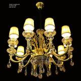 Phine02110 Colgante moderna iluminación con Swarovski Crystal Decoración lámpara de araña de luces de la luz de montaje