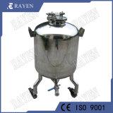 SUS304 o acero inoxidable 316L Depósito de 20 litros de depósito de polvo