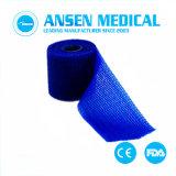 Nastro a gettare del pezzo fuso della FDA del Ce della fasciatura del getto della vetroresina dei rifornimenti medici