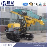 Hf140y 분사구 드릴링 리그 DTH 드릴링 기계 가격