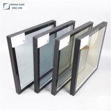 Sicurezza che isola il vetro di finestra vuoto per il prezzo di fabbrica della parete divisoria