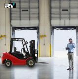 1.5ton automatische Diesel Vorkheftrucks met Motor Isuzu