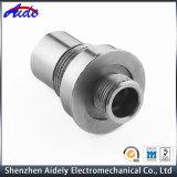 Часть металла подвергая механической обработке для механически продуктов