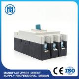 La nouvelle technologie 3 pôles disjoncteur du circuit du commutateur de transfert automatique 100A MCCB