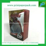 Empaquetado de encargo de lujo de gama alta del rectángulo de papel del perfume