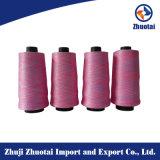 Filato tinto spazio del poliestere di modo di fabbricazione della Cina