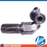 A tubulação de aço hidráulica das peças de automóvel de Dgree forjou o cotovelo