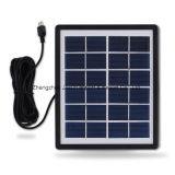 el panel solar modificado para requisitos particulares 9V de 5W picovoltio para la recarga de la batería