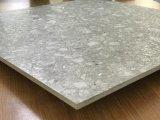 Плитками тераццо строительство пол плиткой 600X600мм внутренних дел деревенском плиткой (тер603-ASH)
