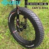 Bici gorda eléctrica gorda del neumático del neumático 26X4.0 de la bici