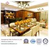 Fabelhafte Hotel-Gaststätte mit Tisch und Stuhl (YB-O-87)