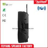 DJ 단계 빛 F-73D를 가진 휴대용 PA 시스템 Bluetooth 스피커