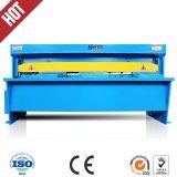 Cisalhamento eléctrico Ss Ms Folha máquina de corte de ferro automático