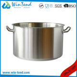 POT di riserva di raffreddamento della benna della minestra dell'acciaio inossidabile