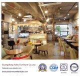 Элитный отель цельной древесины бар мебель с хорошим дизайном (HL-T-3)