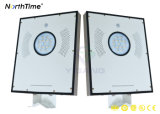 De Controle van de Tijd van de Sensor PIR auto-Ontdekt ZonneLampen voor de Weg van het Park