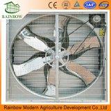 La volaille éventent le ventilateur d'extraction de serre chaude de ventilateur d'aérage