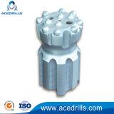 Perfuraçaäo T45 Ferramenta de perfuração de rocha Botão Rectract Brocas
