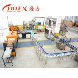 Instalações Turnkey de alta qualidade para a instalação da máquina de engarrafamento de água mineral