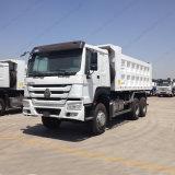Camion- de l'Ethiopie de camion de camion à benne basculante d'individu de HOWO 6X4 et de camion lourd