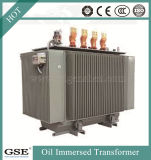 3段階500kVAのオイルによって浸される分布の変圧器