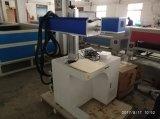 Machine d'inscription de laser de tube en métal du CO2 rf pour des vêtements floraux