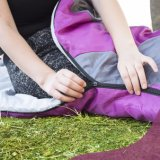 Saco de sono extremo por atacado do tempo para adultos, meninos & meninas, &ndash dos adolescentes; Proteção de frio ao ideal morno saco de sono Backpacking de quatro estações