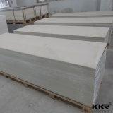 Feuille en pierre acrylique extérieure solide de Corian d'usine de la Chine