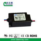 Impermeable al aire libre con protección IP65 Controlador de LED de 45V 24W