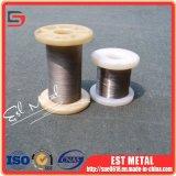 만들어진 보석을%s 높은 순수성 급료 1 티타늄 정밀한 철사