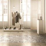 Bouwmateriaal 600*600mm de de Antislip Verglaasde Ceramische Muur van het Porselein/Tegel van de Vloer met Cement ziet eruit (CLT602)